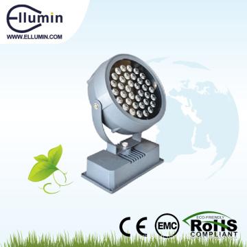 Lampe de rvb IP67 extérieure de rondelle de mur mené par 36w