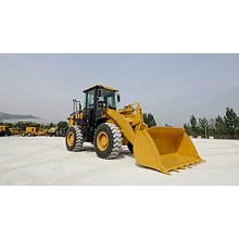 SEM636B Construction Wheel Loader Untuk Earth-Moving