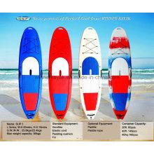 2016 Último producto Ganador Surf Plástico Sup