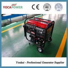 4kw gerador de gasolina portátil conjunto com nova tecnologia
