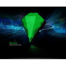 Luz de advertência verde da lâmpada de Reae