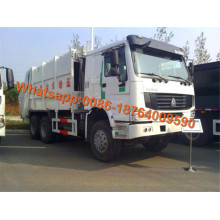 HOWO 4x2 Compactor Garbage Truck