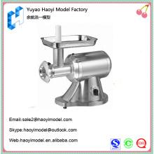Professional custom household polishing grey meat grinder prototype