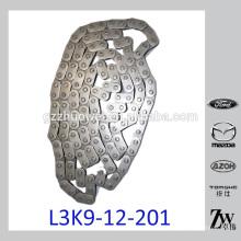 Cadena de sincronización del motor para MAZDA CX7 OEM L3K9-12-201