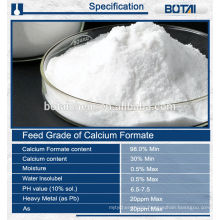 calcium formate manufacturer for Feed grade