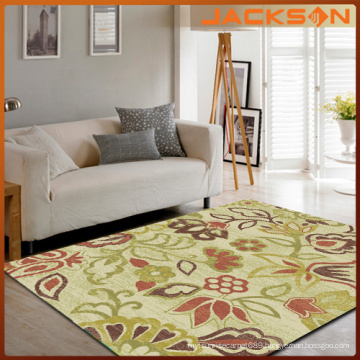 100% Polyester Floor Mat, Home Bedroom Carpet