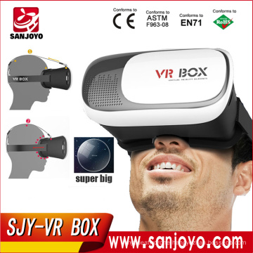 Advance VR BOX Version 3D VR Virtual Reality Glasses