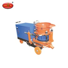 Explosionsskyddad Wet Mix Shotcrete Guniting Machine