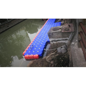 Twin cube modular floating dock for sale modular floating jetty ponton boats pontoon