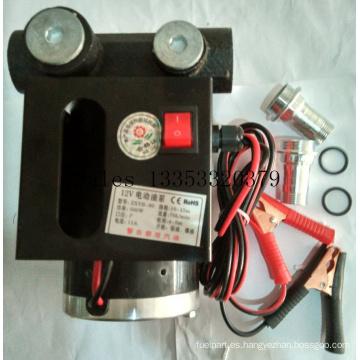 Bomba de aceite de la bomba eléctrica de la bomba eléctrica de 12V 24V 550W
