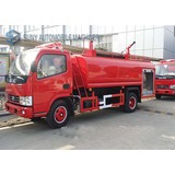 dongfeng 5000L 4*2 water sprinkle simple fire fighting truck