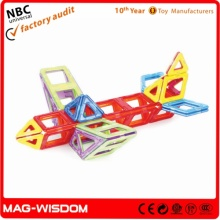 Magnetic Preschool Block Toys