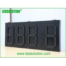 Pantalla LED de precio de gas modular