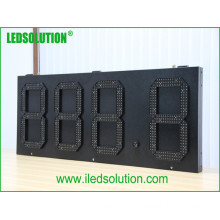 Modular Gas Price LED Display
