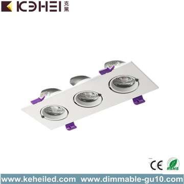 21W LED Recessed Interior Lighting Trunk Downlight 80Ra
