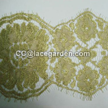 Special Embroidery Lace Motif