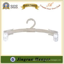Fabricação Low Price New Promotion Plastic Underwear Hanger