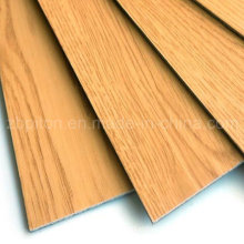 Wood Grain PVC Vinyl Floor Tile