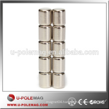 10pcs N52 Puissant Cylinder Rare Earth Neodymium Magnet