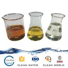 Agente de fijación del color del tinte reactivo de la alta concentración del formaldehído libre de la materia textil
