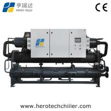 High Eer 68*10^4 Water Cooled Screw Chiller with Screw Compressor
