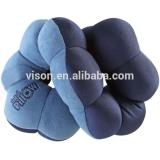 travel pillow case flower shape pillow decorative wholesale pillow cases