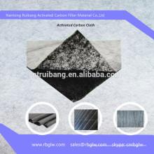 Tissu original de fibre de carbone de bambou