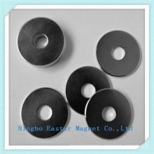 Zinc Plating N42 Ring Neodymium Magnet