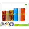 Película de PVC rígida transparente para metalización