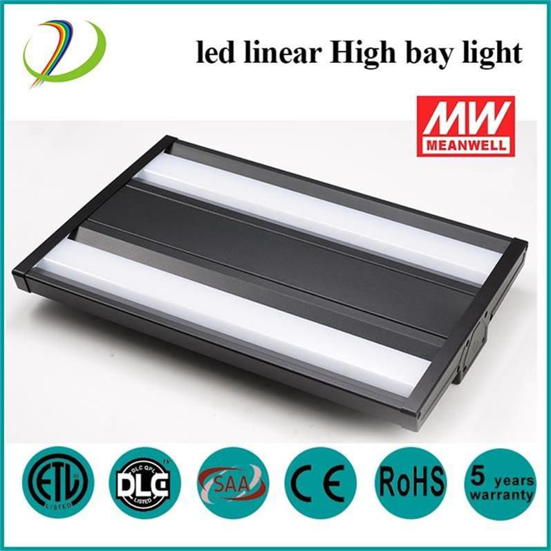 100W-400W High Bay Linear Pendant Fixtures