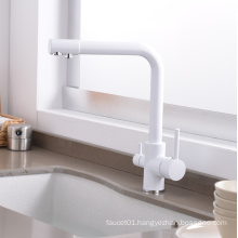 YL-606 Fashional design water faucet purifier chrome plated sink faucet kitchen faucet for water purifier