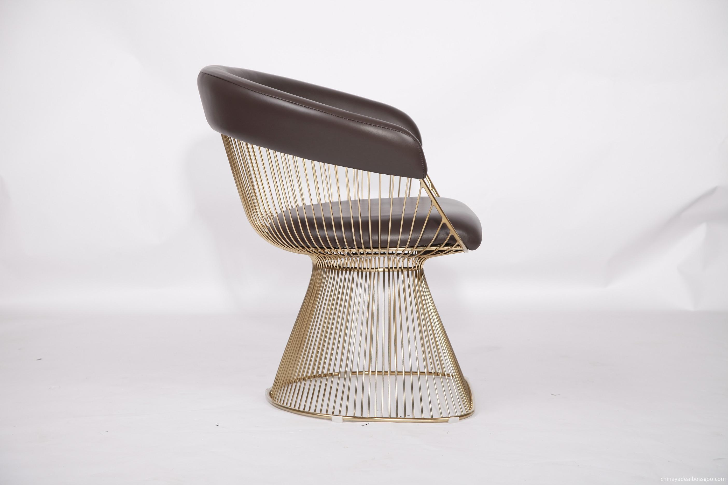 warren platner lounge chair replica
