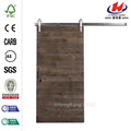 Barn Door with Arrow Sliding Door Hardware Kit