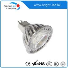 Luz al por mayor del precio 3W RGB LED que hace publicidad de la iluminación del punto del LED