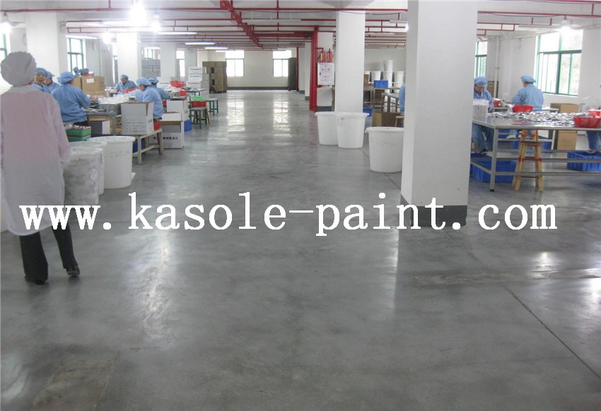 Solvent-free Epoxy Floor Materials