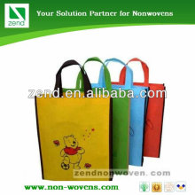 Pp nonwoven shopping bags fabric