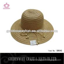 women paper braid straw floppy hat sex