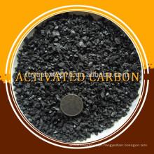 Venda quente em carvão ativado granular de carvão Taiwan para tratamento de águas residuais