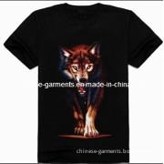 New Fashion Cool 3D Anmail Deisgn T-Shirt for Man, Tshirt Clothes