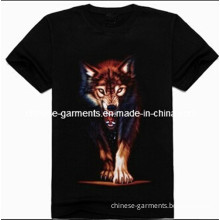 New Fashion Cool 3D Anmail Deisgn T-Shirt for Man, Tshirt Clothes