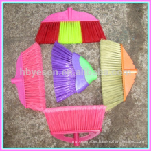 high quality pvc bristle / pvc fiber / pvc filament