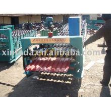 Machine de formage de cadre de porte d'obturateur