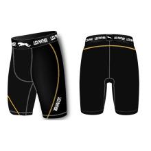Pantalones cortos de artes marciales, pantalones cortos modificados para requisitos particulares MMA (YSC15-01)