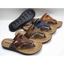 Neueste Mode klassische Männer Strand Schuhe mit PU Outsole (SNB-12-010)