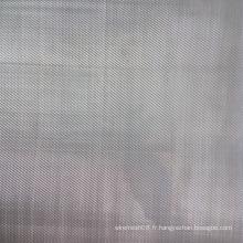 Taille de trou de 0.8mm * 1.2mm titanique a augmenté la maille en métal