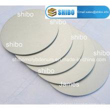 99.95% Pure Molybdenum Round Discs