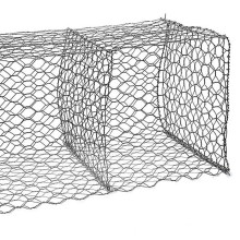 Galfan Coated Gabion Cage for Harshest Environments