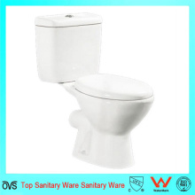 Hot Sale Design Two-Piece bathroom Toilet to European Market
