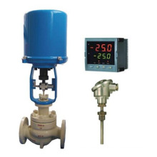 3810 atuador válvula de controle elétrico de temperatura