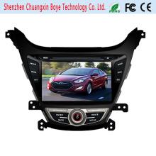 Reproductor de DVD de coche para Hyundai Elantra2014 8inhyundai Elantra2014 8in
